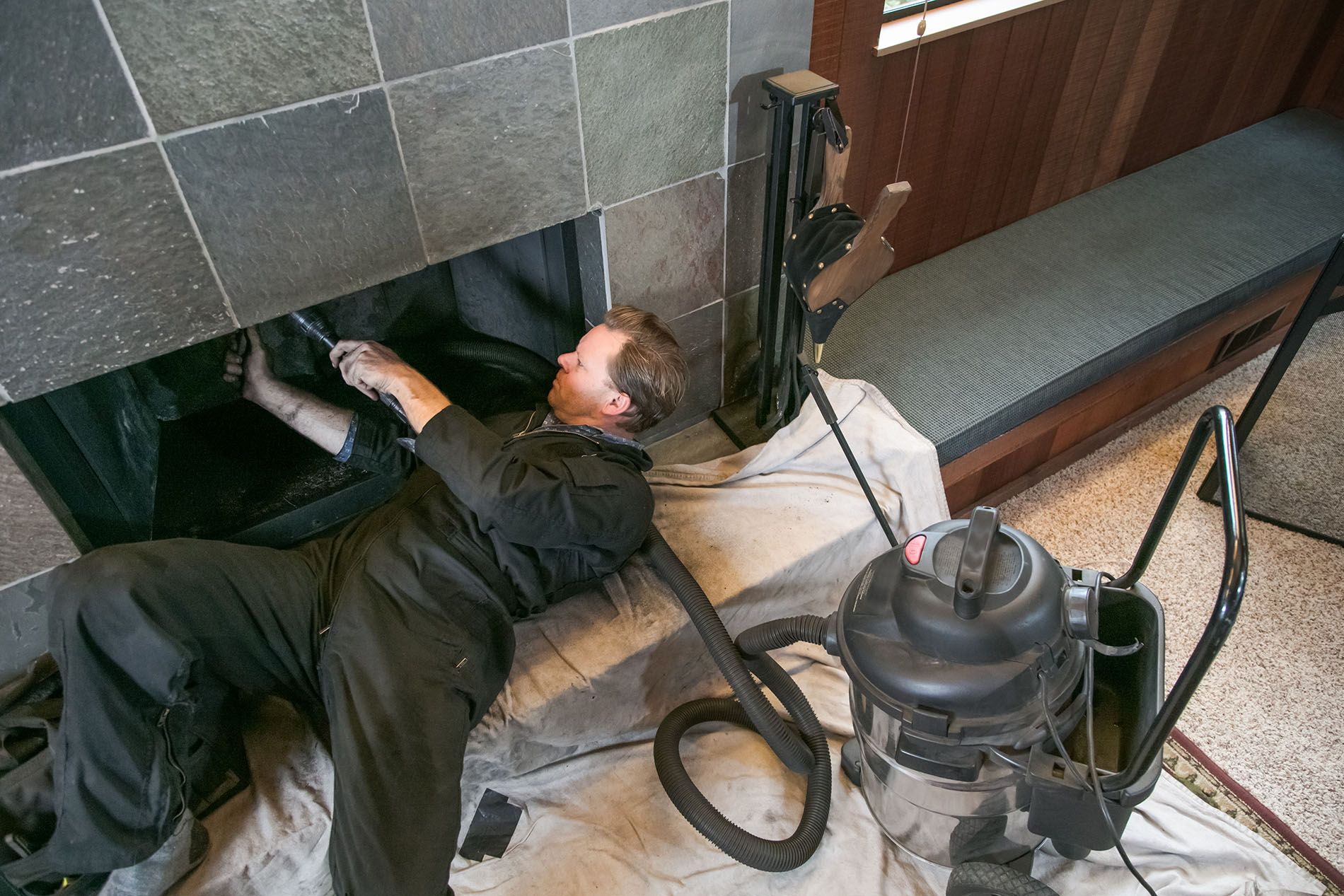 Chimney Cleaning | The Chimney Sweep