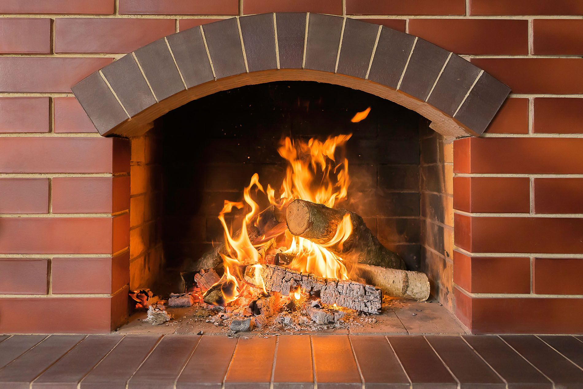 Gas Logs for Fireplace | The Chimney Sweep