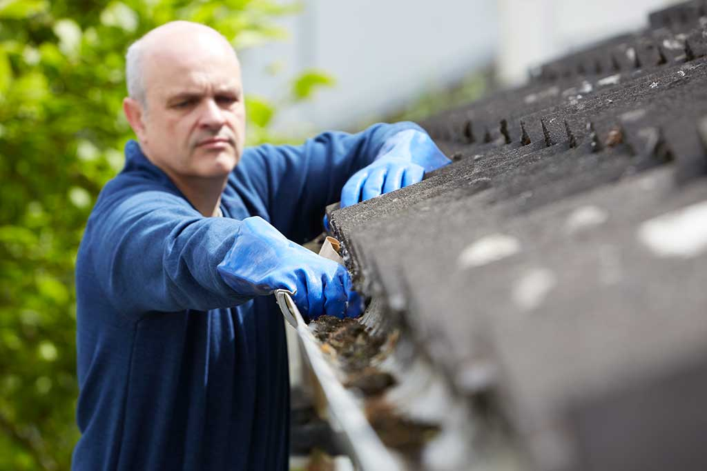 Gutter Cleaning Services | The Chimney Sweep