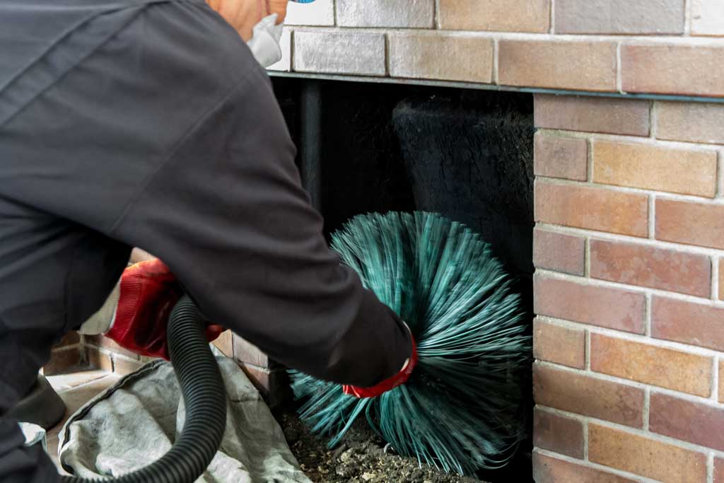 Chimney Cleaning Dallas